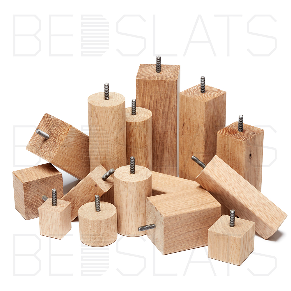 Custom Furniture Feet For The Furniture Industry Oak Beech And Pine