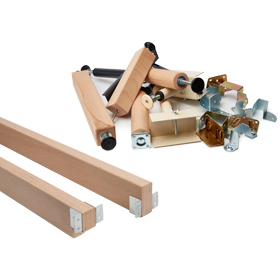 Bed Centre Rails and Components