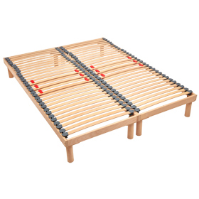 Floor Standing Slatted Bed Bases