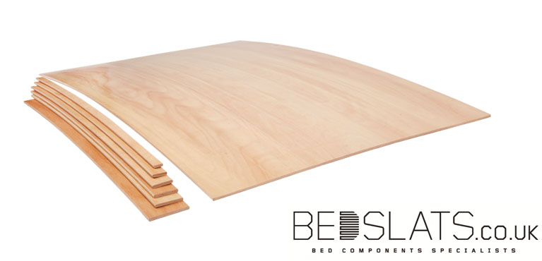 Beech Sprung Bed Slats Boards
