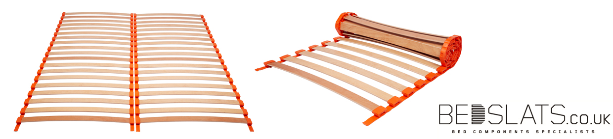 Roll-Out Beech Sprung Bed Slat Kit